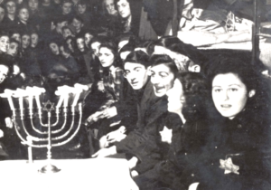 Chanukah in Westerbork