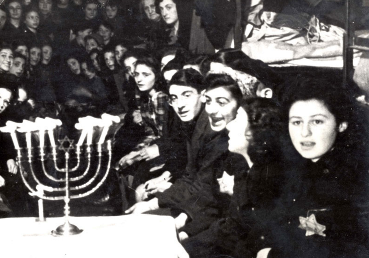 Chanukah Westerbork 1943